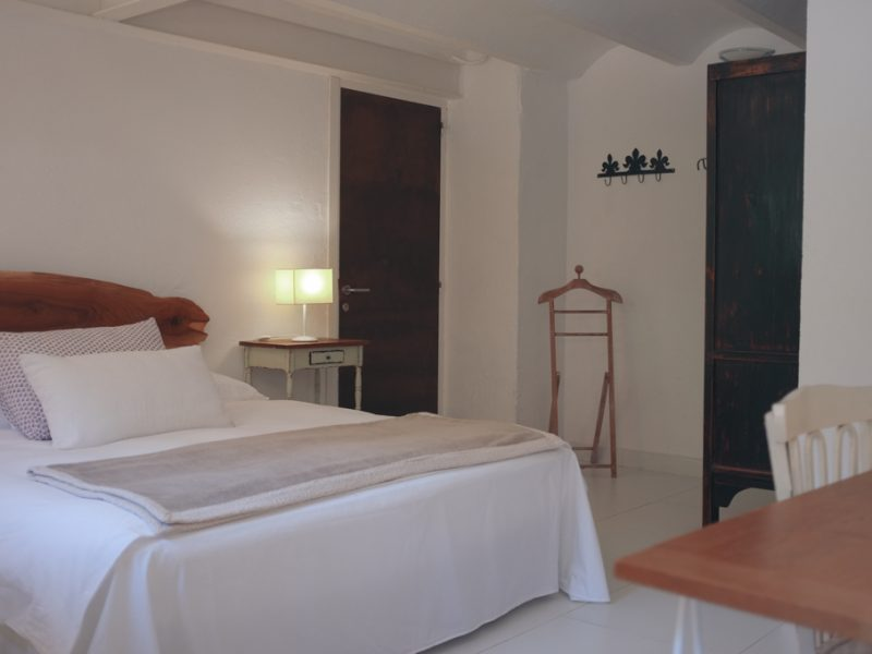 habitacions dobles amb llit gran