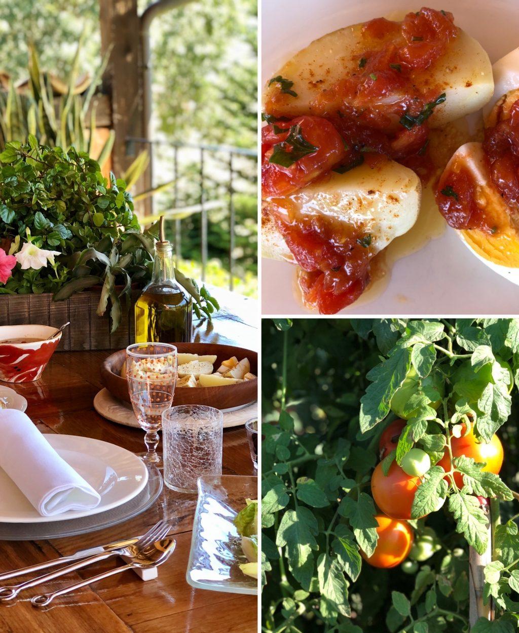 Receta - Vinagreta de tomate - casa dels peixos